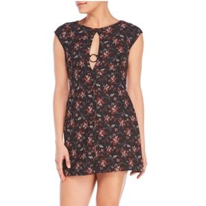 Free People Say Yes Mini Dress